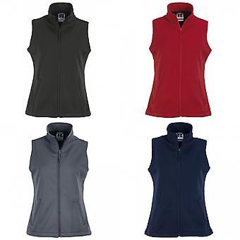 Russell Ladies/Womens Smart Softshell Gilet Jacket
