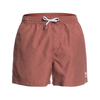 Quiksilver Everyday Volley 15 elastische Boardshorts in Apfelbutter Heather
