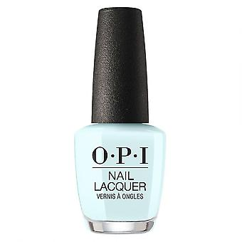 OPI spiker lakk Mexico City Collection Mexico City Flytte mynte 0,5 oz NLM83