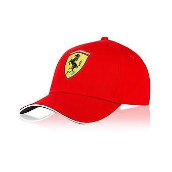 Scuderia Ferrari Classic Baseball Cap | | vermelho | adulto 2021