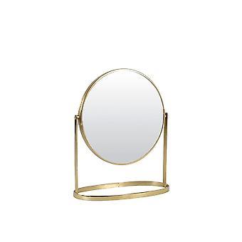 Light & Living Mirror 24.5x13.5x31cm Nibia Gold