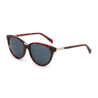 Balmain Original Frauen ganzjährig Sonnenbrille - rote Farbe 35634