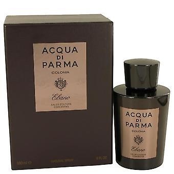 Acqua Di Parma Colonia Ebano Eau De Cologne Concentree Spray By Acqua Di Parma 6 oz Eau De Cologne Concentree Spray