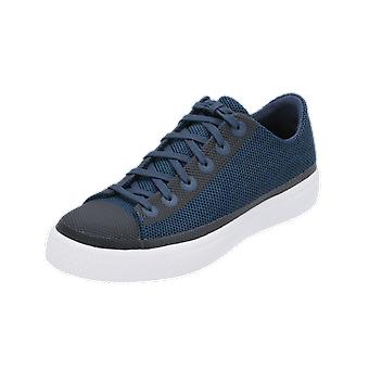 Converse CTAS MODERNE OX Unisex Sneaker Blå Gym Sko Sport Løpesko