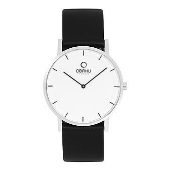Obaku Banke V143GXCIRB Men's Watch