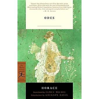 Odes With the Latin Text by Horace