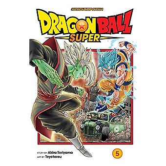Dragon Ball Super - Vol. 5 by Akira Toriyama - 9781974704583 Book