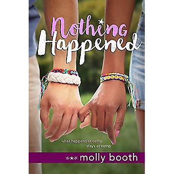 Nothing Happened by Molly Booth - 9781484758427 Book