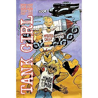 Tank Girl Full Color Classics Volume 2 by Alan Martin - 9781785866777