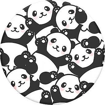 POPSOCKETS Pandamonium Mobile phone stand Black, White