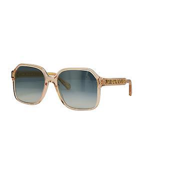 Chloe Willow CE761S 749 Peach/Blue Gradient Sunglasses