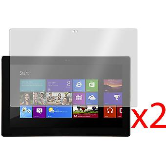 """2x Screen Protector Cover for Microsoft Surface RT 2 10.6"""""""