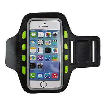 LED Sports bracelet for Smartphone-Black
