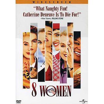 8 Women [DVD] USA import
