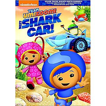 Team Umizoomi: Importer des USA rencontre requin voiture [DVD]