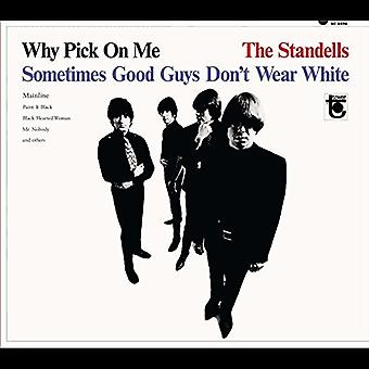 Standells - Why Pick on Me [CD] USA import