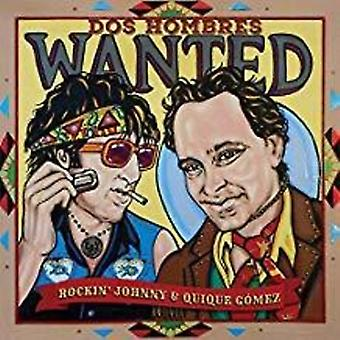Dos Hombres Wanted [CD] USA import