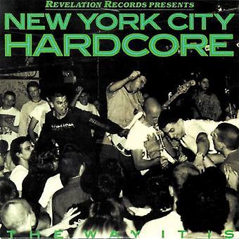 New York City Hardcore: The Way It Is - New York City Hardcore: The Way It Is [Vinyl] USA import