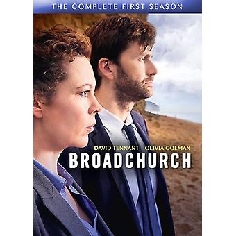 Broadchurch: Complete First Season [DVD] USA import