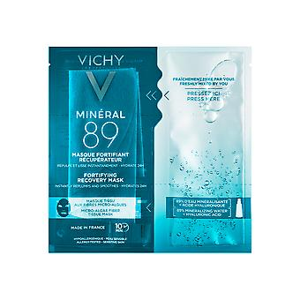 Vichy Minéral 89 Instant Recovery Sheet Mask