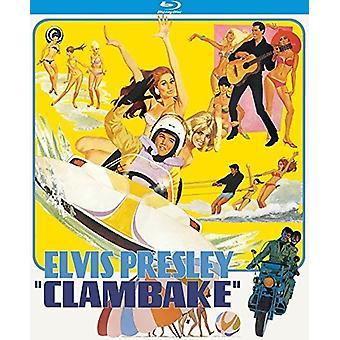 Clambake (1967) [Blu-ray] USA importar