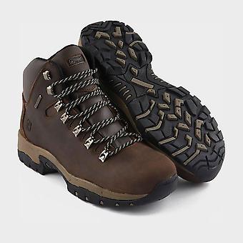 Hi-Gear Women's Snowdon II Walking Boots Dark Chocolate