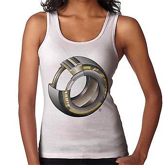 Motorsport Images Pirelli Tyre Diagram Women's Vest