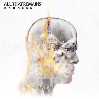 All That Remains - Madness [Vinyl] USA import