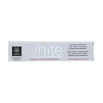 Whitening Toothpaste With Mastic and Propolis 75 ml of cream