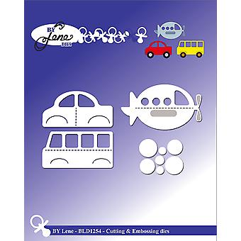 By Lene Childrens Toys Cutting & Embossing Dies