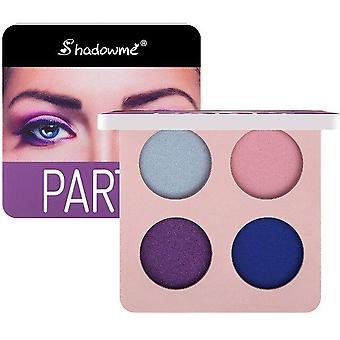 Szemhéjárnyaló paletta ásványok Szakmai szemhéjárnyaló por pigment kozmetikai