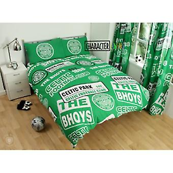Celtic Patch Duvet Set