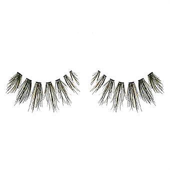 Lash XO Premium False Eyelashes - Cosmo Brown - Natural yet Elongated Lashes
