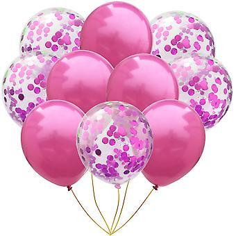 10pcs/pack aufblasbare Ball Spielzeug -10 Zoll Geburtstag Hochzeit