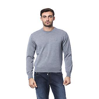 Grich Lt Grey Sweater BI816876-S