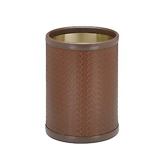San Remo Pinecone 10.75 Inches Rd. Wastebasket