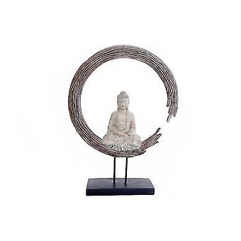 62.5cm Boeddha sculptuur ornament huis en tuin