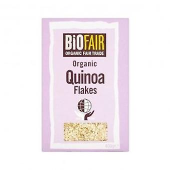 Biofair - Organic Fairtrade Quinoa Flakes - Guaranteed 4 weeks life