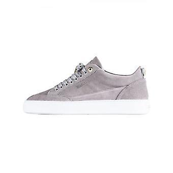 Mason Garments Grey Tia Suede Sneaker