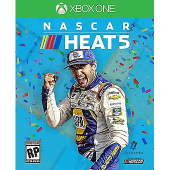 Nascar Heat 5 Xbox One Game