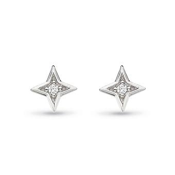 Kit Heath Empire Astoria Starburst Mini Cubic Zirconia Stud Oorbellen 30410CZ