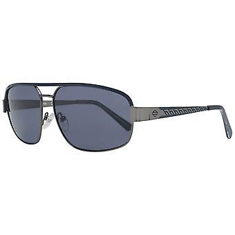 Gunmetal Men Sunglasses