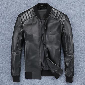 Jaquen men's sheep leather jacket