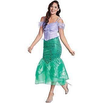 Women's Ariel Deluxe Costume