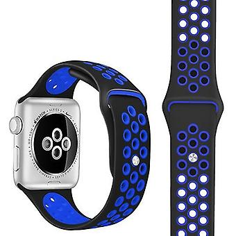 Breathable Silicone Sports Band For Apple Watch
