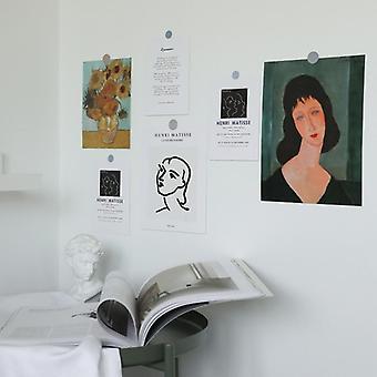 Cartão de decoração, moldura de fotos, cartão postal criativo, cartões de saudação de adesivos de parede