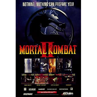 Mortal Kombat (VG) Movie Poster Print (27 x 40)
