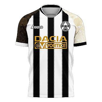 Udinese 2020-2021 Home Concept Football Kit (Libero)