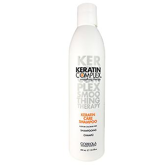 Keratin complex smoothing therapy care hair shampoo 13.5 oz