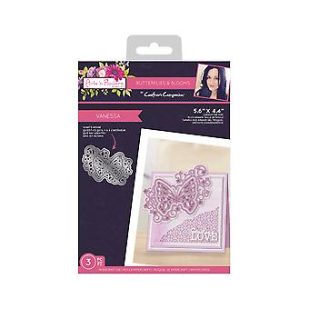 Crafter's Companion Butterflies and Blooms Metal Die Vanessa